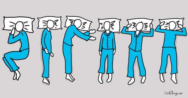 La façon dont vous dormez