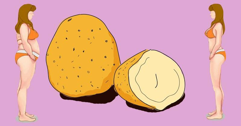 Ce délicieux régime à base de pommes de terre et du