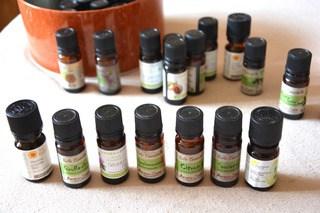 Huiles essentielles utilisables pour soigner les plantes